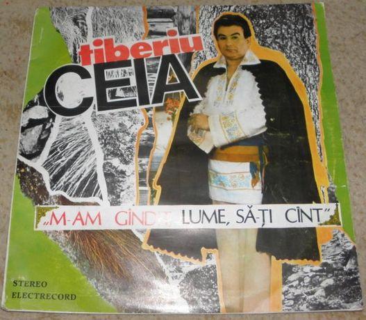 Tiberiu Ceia – M-am Gîndit, Lume, Să-ți Cînt, 1990,VG+ vinyl/vinil