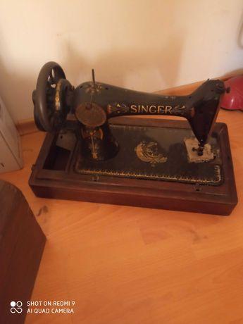 Шевна машина Сингер от миналото