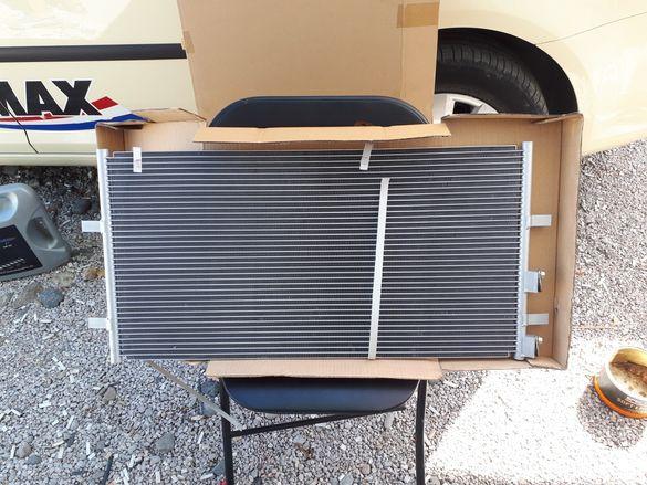 Радиатор климатик Форд Транзит