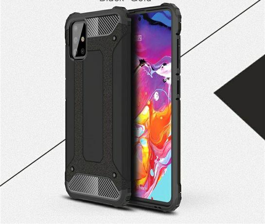 Удароустойчив Кейс Spigen за Samsung Galaxy A51 / A71 Супер Защита А51