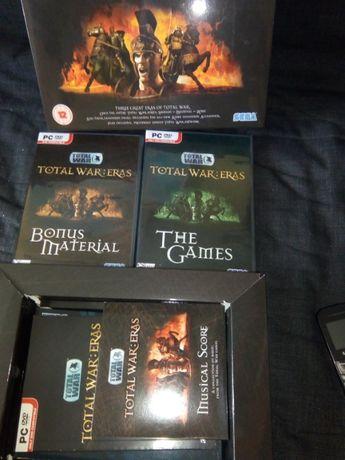 Jocuri DVD/PC și Fime colecții