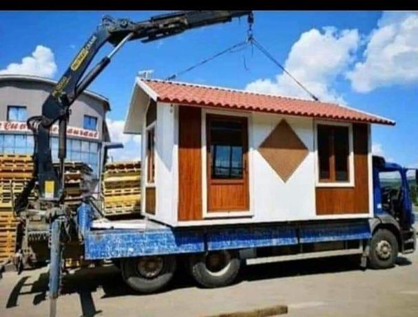 Vindem case pe structura metalica orce model cerute de clienți