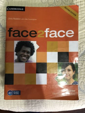 Книга Английский Face2face