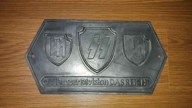 Decoratiune perete divizia de tancuri NSDAP ( reproducere )