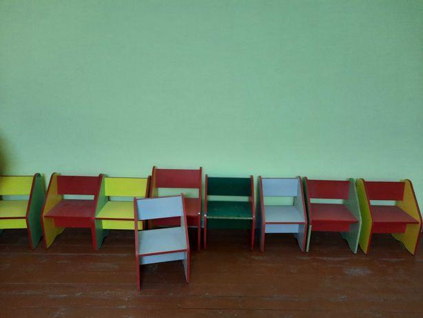 Детские стулья для детского сада