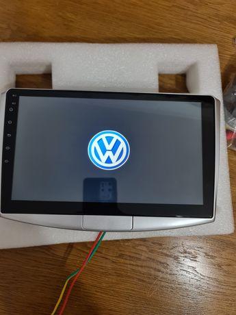 Navigatie 10 Inch dedicata Passat B6 B7 CC cu ecran HD si android