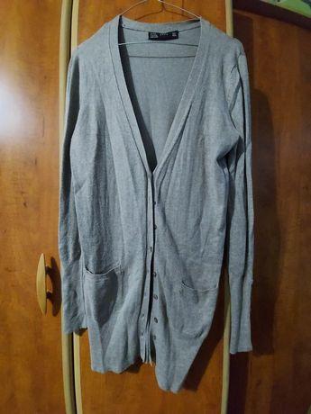 Vând Cardigan Lung Zara Mărimea-L  Nou Italia