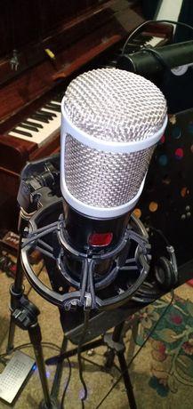 Микрофон ламповый