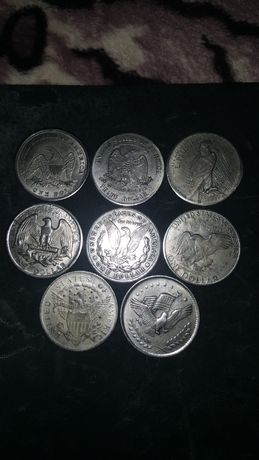 colectie monede Americane