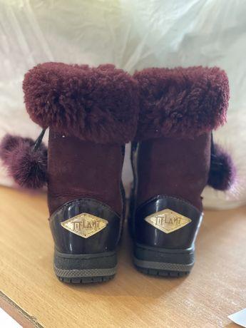 Сапоги Tiflani турецкая обувь для девочек