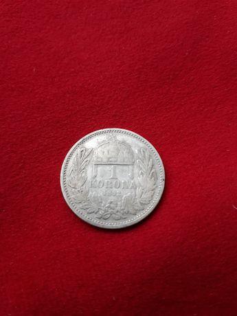 Monedă 1 korona 1892