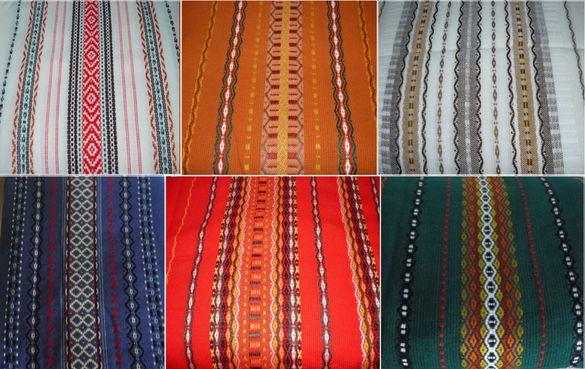 Битови покривки за маса в 6 различни цвята