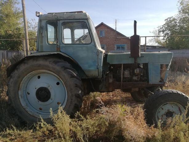 Трактор мтз 80. Старого образца