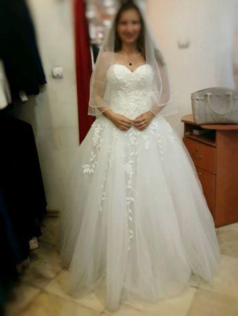 Булчинска рокля Принцеса