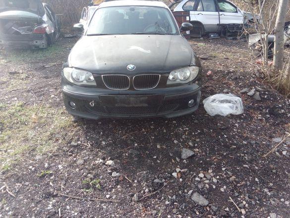 BMW e87 1.8d 122k на части