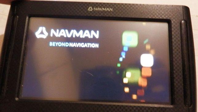 Gps NAVMAN -n255 -HARTA NOUA Europa ,