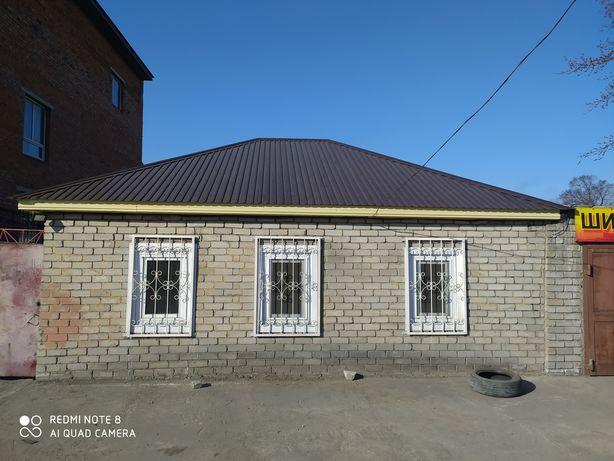Ремонт и замена кровли крыши от 1000 тенге за квадратный метр