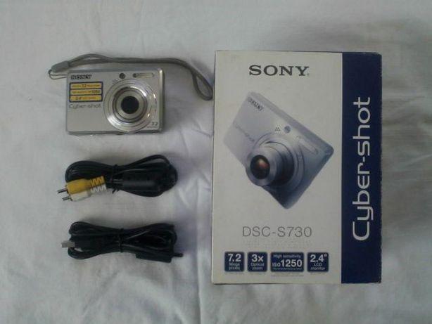 фотоаппарат SONY-DSC-S730