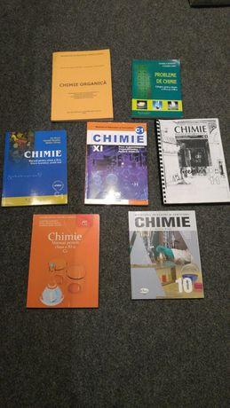 Set Cărți Chimie olimpiada/medicina