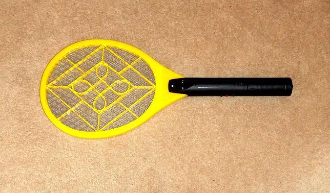 Ловушка для комаров, мух, ос и других насекомых. На аккумуляторе.