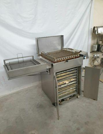 Продавам професионален немски пържолник за понички