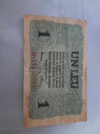 Vând bancnotă 1917