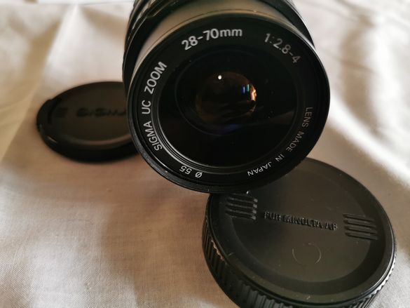 Обектив Sigma 28-70mm за Sony
