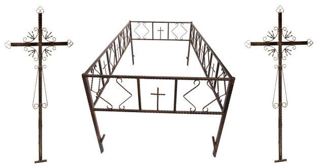 Pachet funerar, gardut plus cruce pt 1 persoana sau 2,mormânt funerar