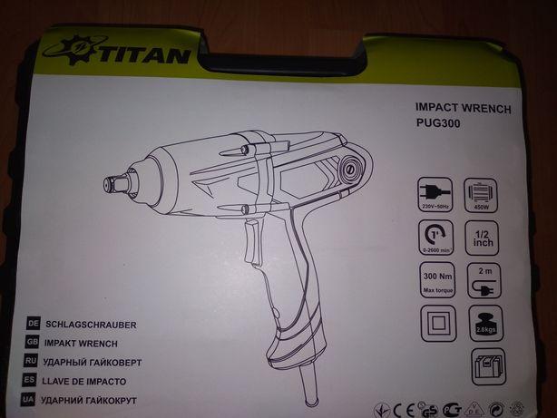 Pistol cu impact