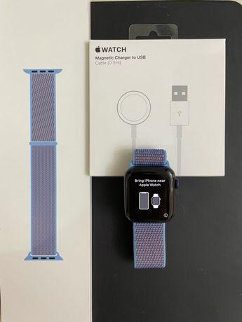 APPLE Watch Series 6 GPS, 44mm Blue