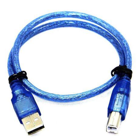 Оригинал Шнуры — Провода — Для принтеров Кабель USB A-B