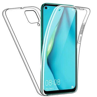 Huawei P40 P40 LITE P40 LITE E Husa 360 Fata Spate Silicon Transparent