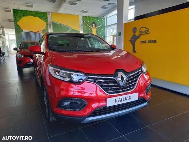 Renault Kadjar Renault Kadjar Intens TCe 158 GPF EDC