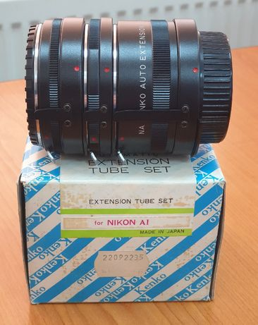 Tuburi macro Nikon AI