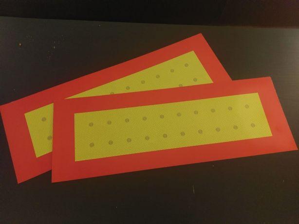Placi reflectorizante (55 x 20cm.)