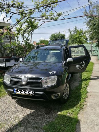 Set autocolant Dacia Duster Air/Adventure
