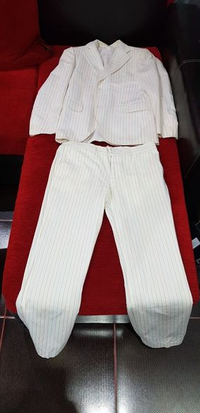 Спортно-елегантен костюм