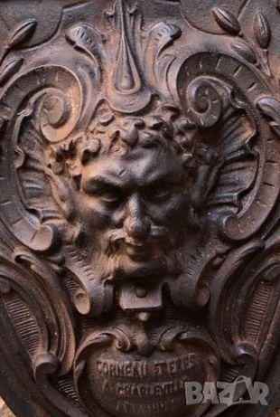 "Печка Мангал"" TURTLE ""от 18-ти век в стил ROCOCO!!!"