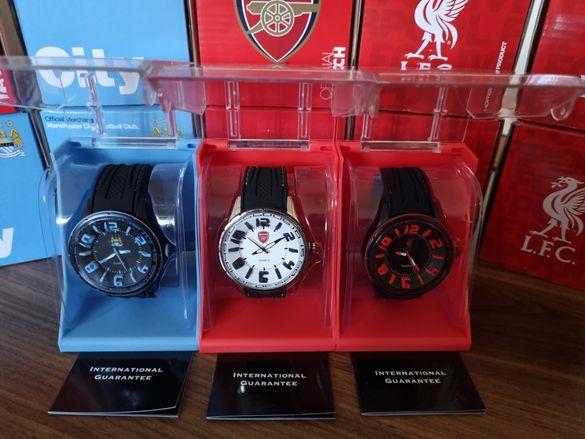Liverpool/Arsenal/Manchester City оригинални часовници