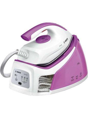Парогенератор Bosch TDS 2110 белый-розовый