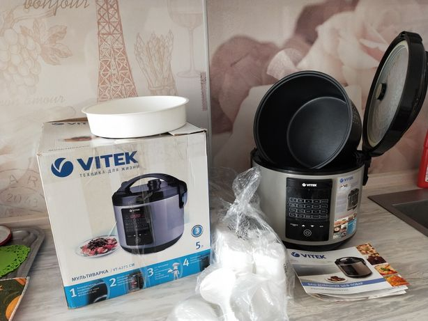 """Продам мультиварку """"Vitek"""""""