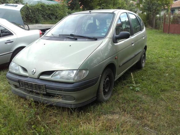 Renault Megane Scenic 1.6 на части