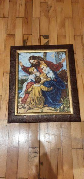 Исус сред децата