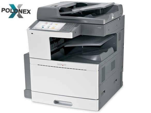Цветен лазерен МФЦ принтер Lexmark X950de А3 копирна машина