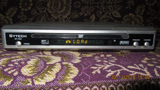 DVD player Sytech Sy-450
