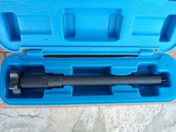 Инструмент за вадене на дифтунги на дизелови инжектори
