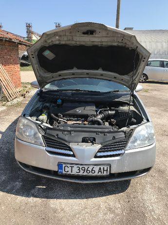 На части! Nissan primera diesel на части