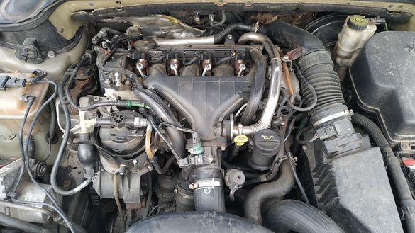 Двигател / Мотор / пежо ситроен 2.0 хди 136 к. Сили