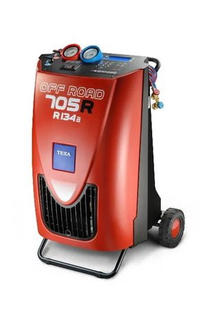 Aparat incarcare freon AUTO KONFORT 705R AF R134a climatizare ac auto