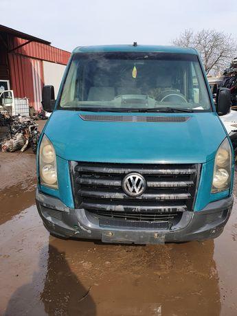 Dezmembrez Volkswagen crafter doka doca cabina dubla bancheta 2.0 2.5